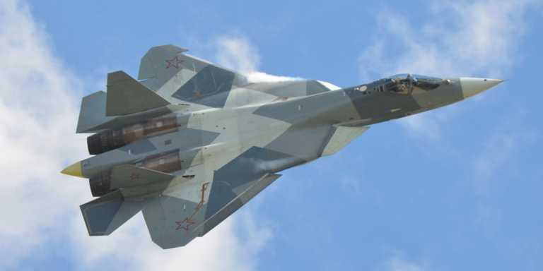 "Su-57: Το τερματίζουν"" οι Ρώσοι – Θέλουν να το εξοπλίσουν με υπερηχητικούς πυραύλους ; (video)"