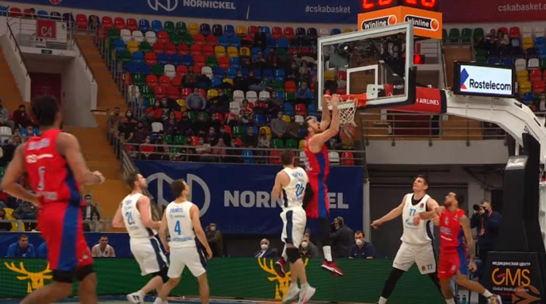 Euroleague: Η ΤΣΣΚΑ πήρε τον «εμφύλιο» με τη Χίμκι – «Μπλόκο» στο Βελιγράδι για τη Βαλένθια (videos)