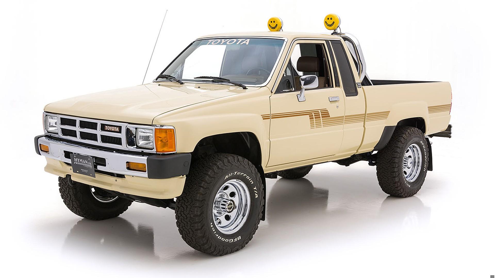 Πόσα θα δίνατε για αυτό το παλιό Toyota HiLux; [pics]