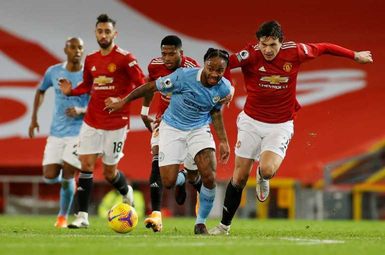 Μάντσεστερ Σίτι – Μάντσεστερ Γιουνάιτεντ LIVE το ντέρμπι στην Premier League