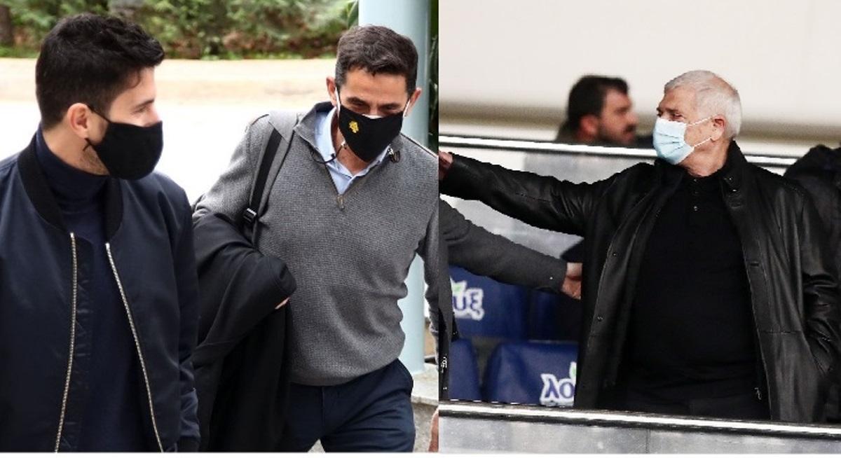 ΑΕΚ: Ο Μελισσανίδης στα Σπάτα, παρουσίασε Χιμένεθ και Κονέ