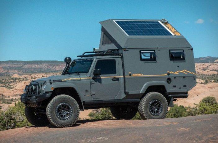 Μια εξαιρετική ιδέα για το τι μπορείς να κάνεις με ένα Jeep