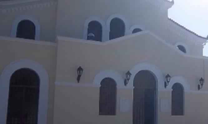 Η φοβερή ιστορία πίσω  εκκλησάκι της Αγίας Βαρβάρας στο Αιγάλεω!