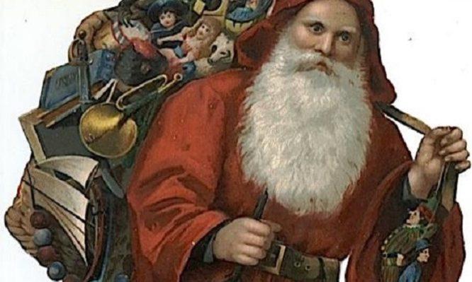 Πώς ο Άγιος Νικόλαος κατάληξε Άη Βασίλης