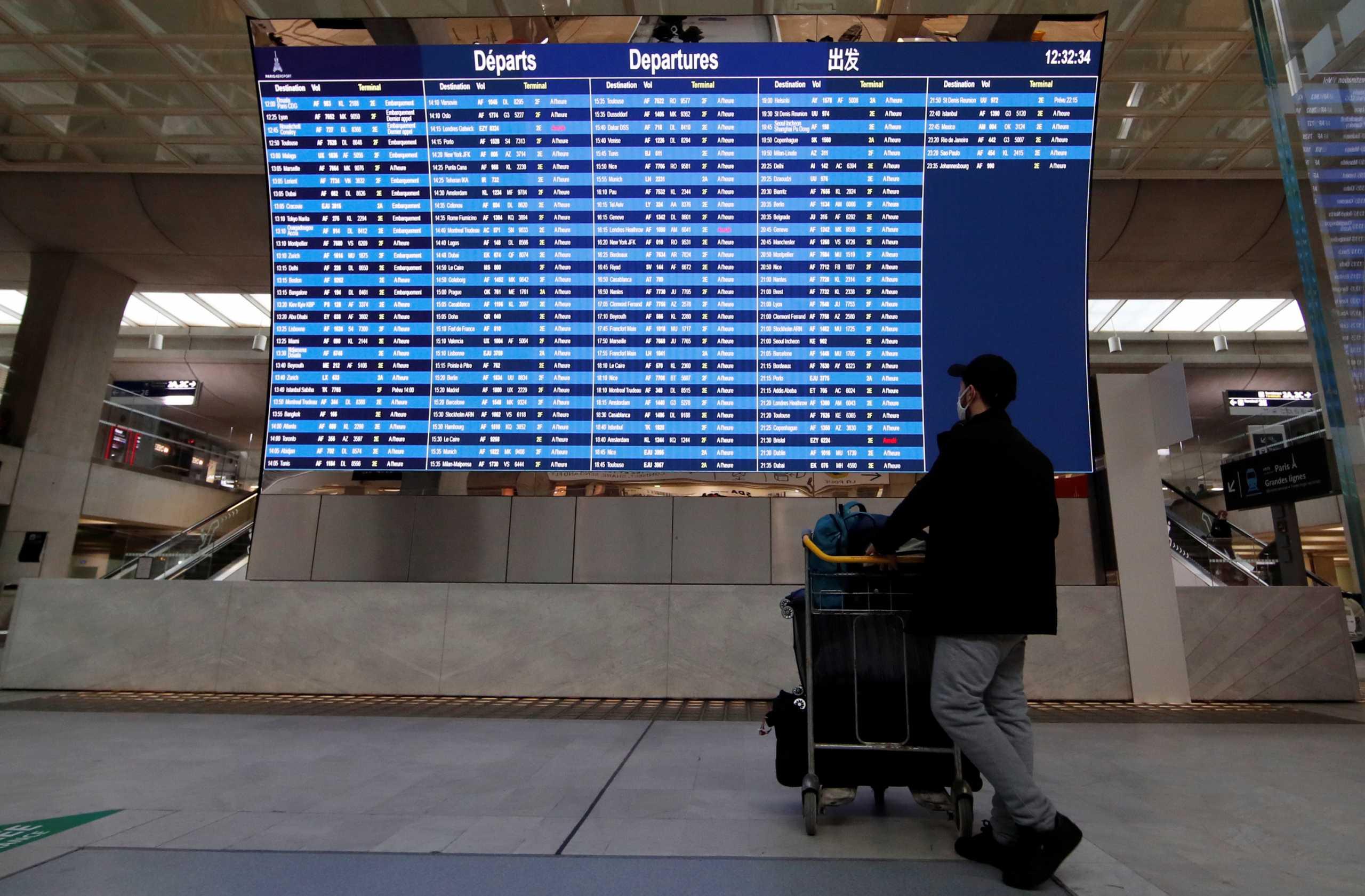 Επανέρχεται η αεροπορική σύνδεση Αθήνα – Μόσχα από τις 8 Φεβρουαρίου