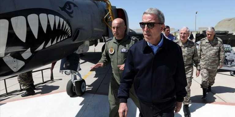 Ο Ακάρ ανακοίνωσε την ανάπτυξη τουρκικών στρατιωτικών δυνάμεων στο Ναγκόρνο Καραμπάχ!