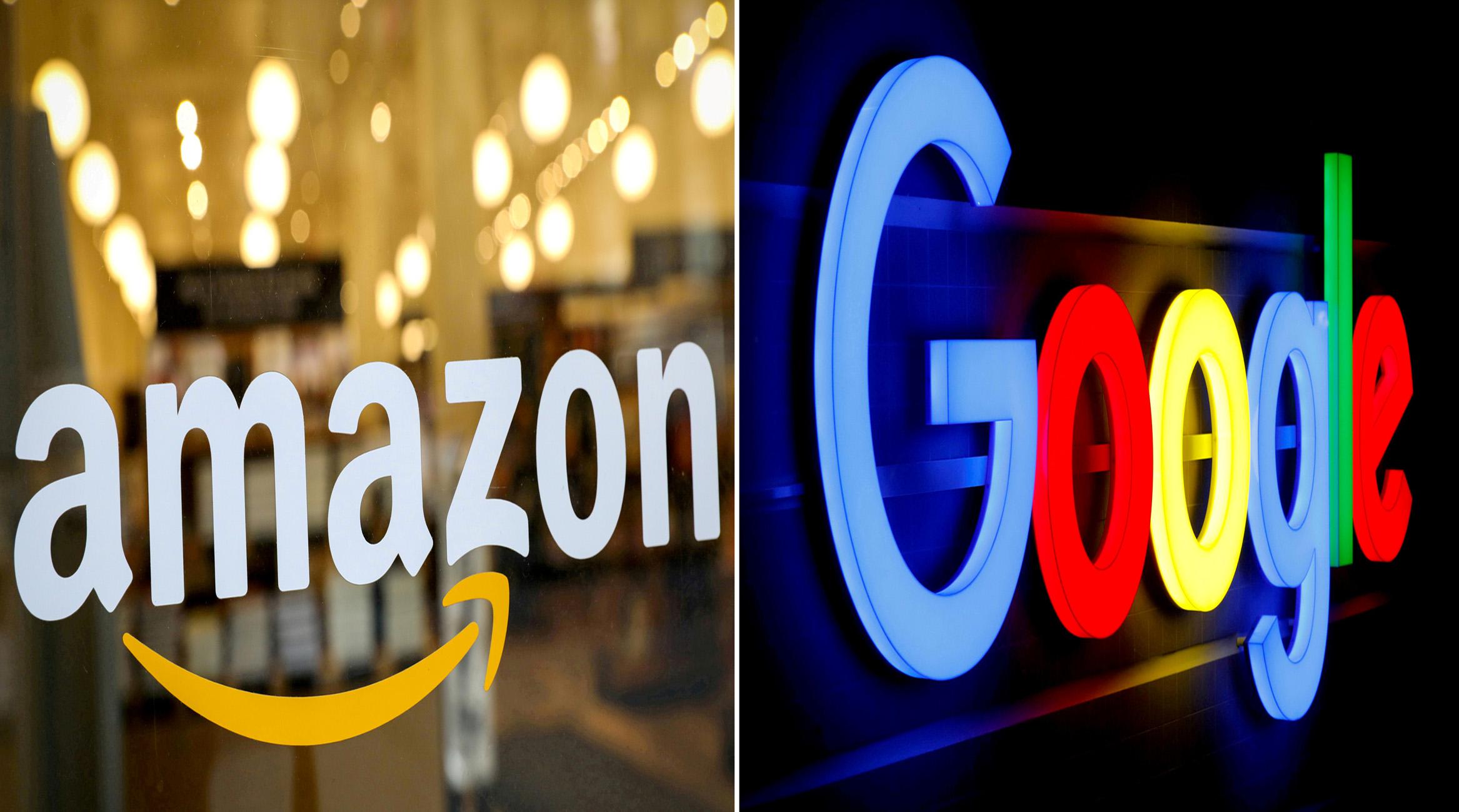 Γαλλία: Πρόστιμα «μαμούθ» σε Google και Amazon