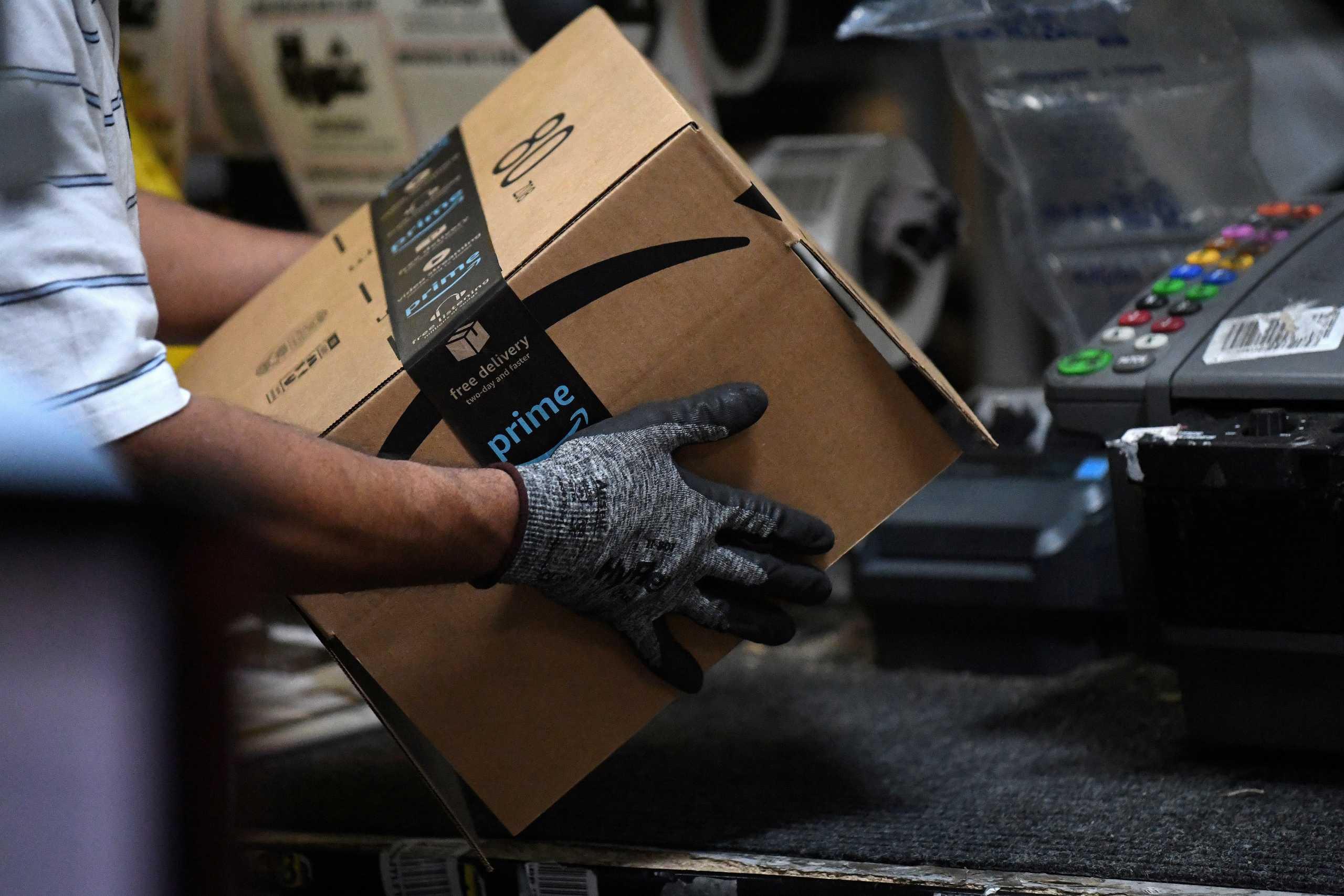 Κορονοϊός: Η Amazon κλείνει αποθήκες «φωλιά» ασυμπτωματικών στο Νιού Τζέρσεϊ