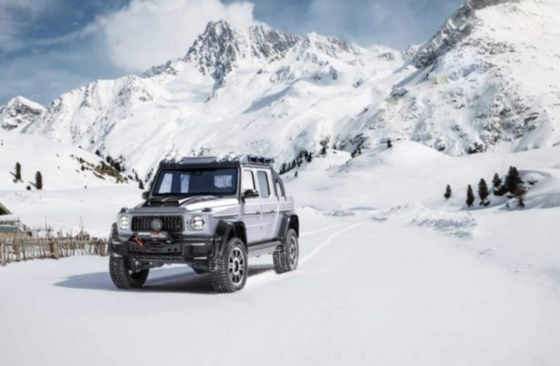 Εσείς θα δίνατε 800.000 δολάρια για αυτό το εντυπωσιακό SUV;