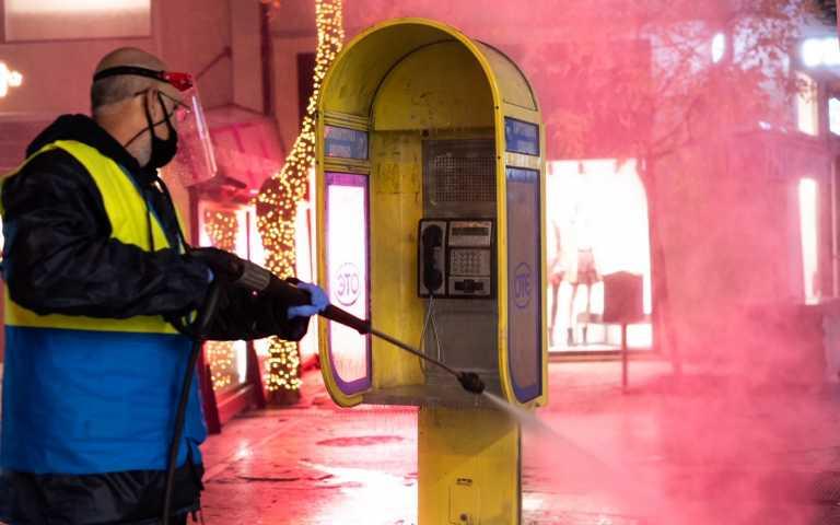 Γκράφιτι τέλος στην Ερμού: Πεντακάθαρος ο μεγαλύτερος εμπορικός δρόμος (pics)