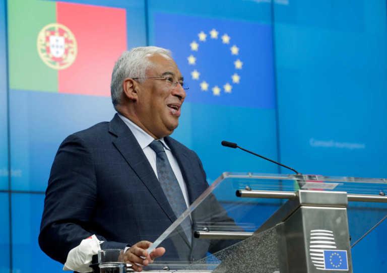Κορονοϊός: Καμπανάκι από τον Πορτογάλο πρωθυπουργό – «Θα παραλύσει η οικονομία της ΕΕ»