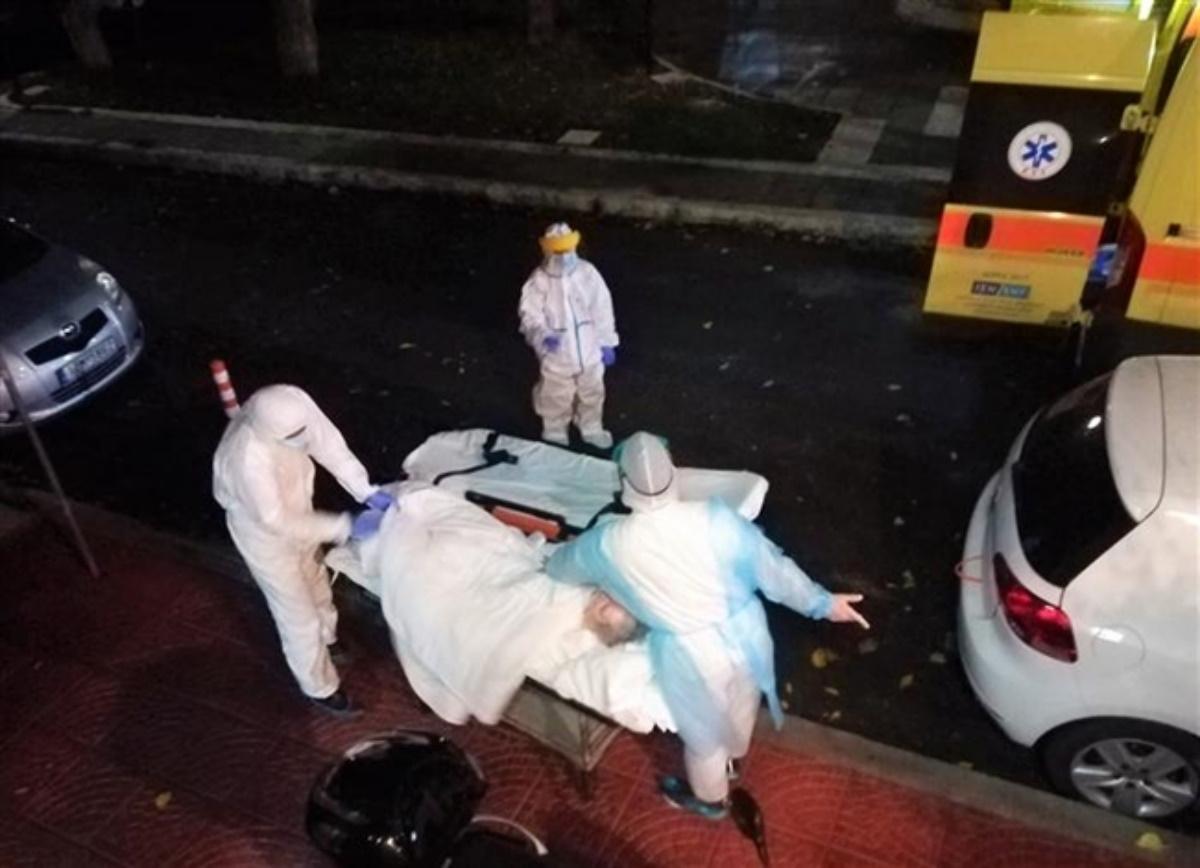 Πάτρα: Στο νοσοκομείο τα τρία κρούσματα κορονοϊού από το Άσυλο Ανιάτων