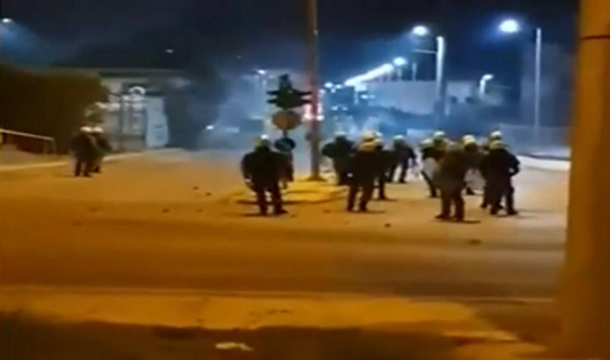 Δύο συλλήψεις στον Ασπρόπυργο μετά από νέα ένταση στην περιοχή