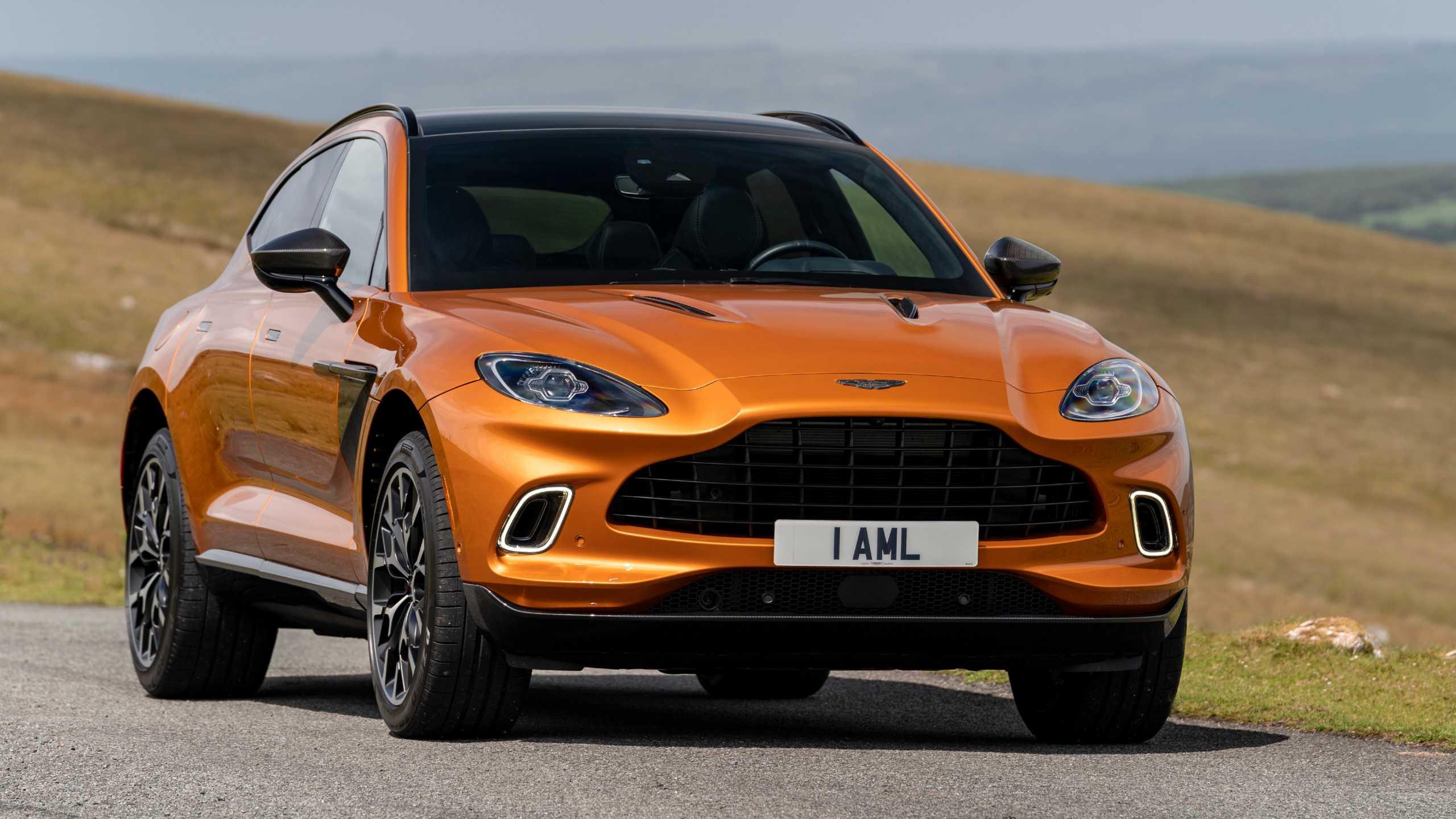 Έρχονται δέκα νέες Aston Martin