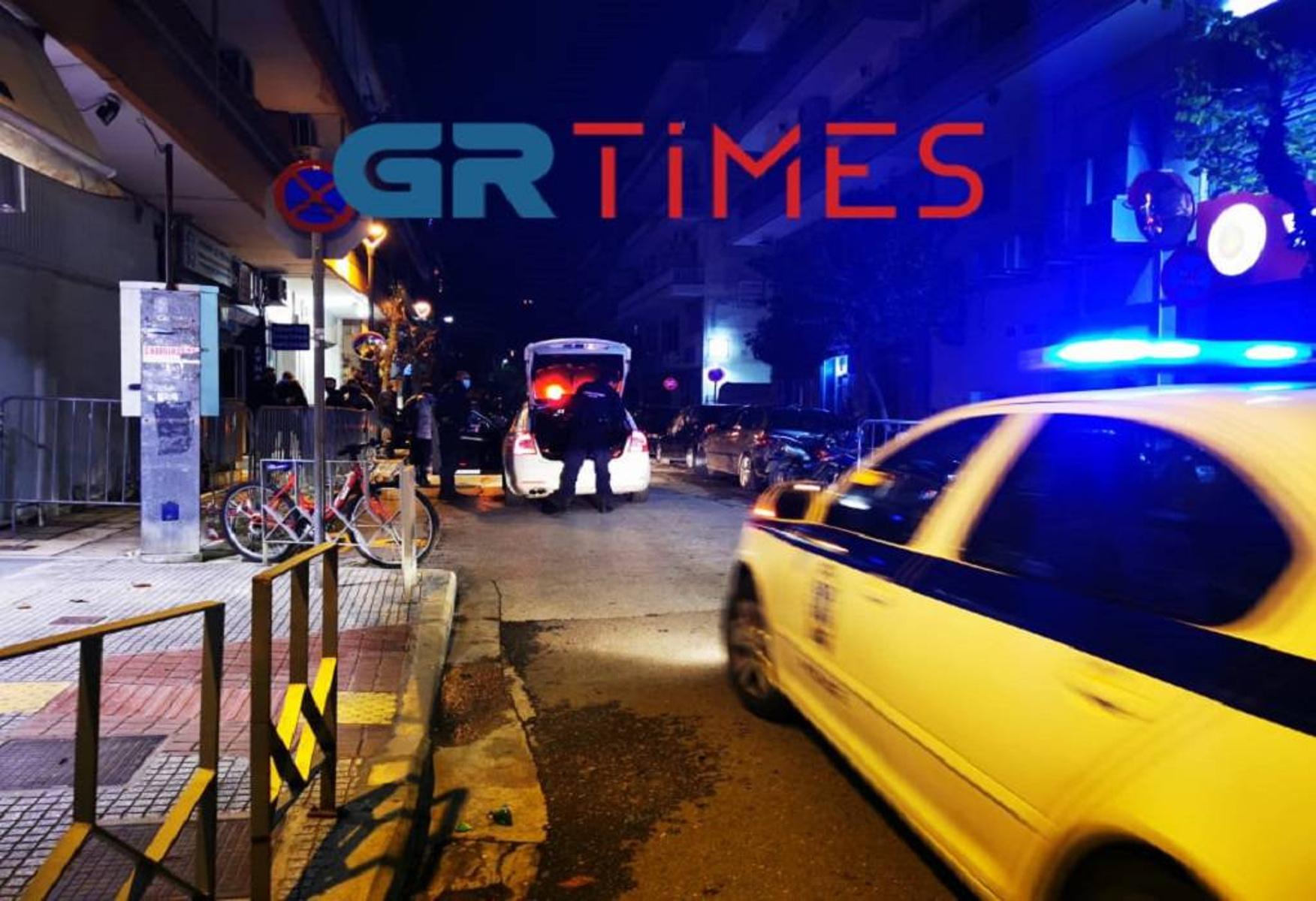 Θεσσαλονίκη: Καταδρομική επίθεση με μολότοφ στο ΑΤ Αμπελοκήπων – Πολλές προσαγωγές