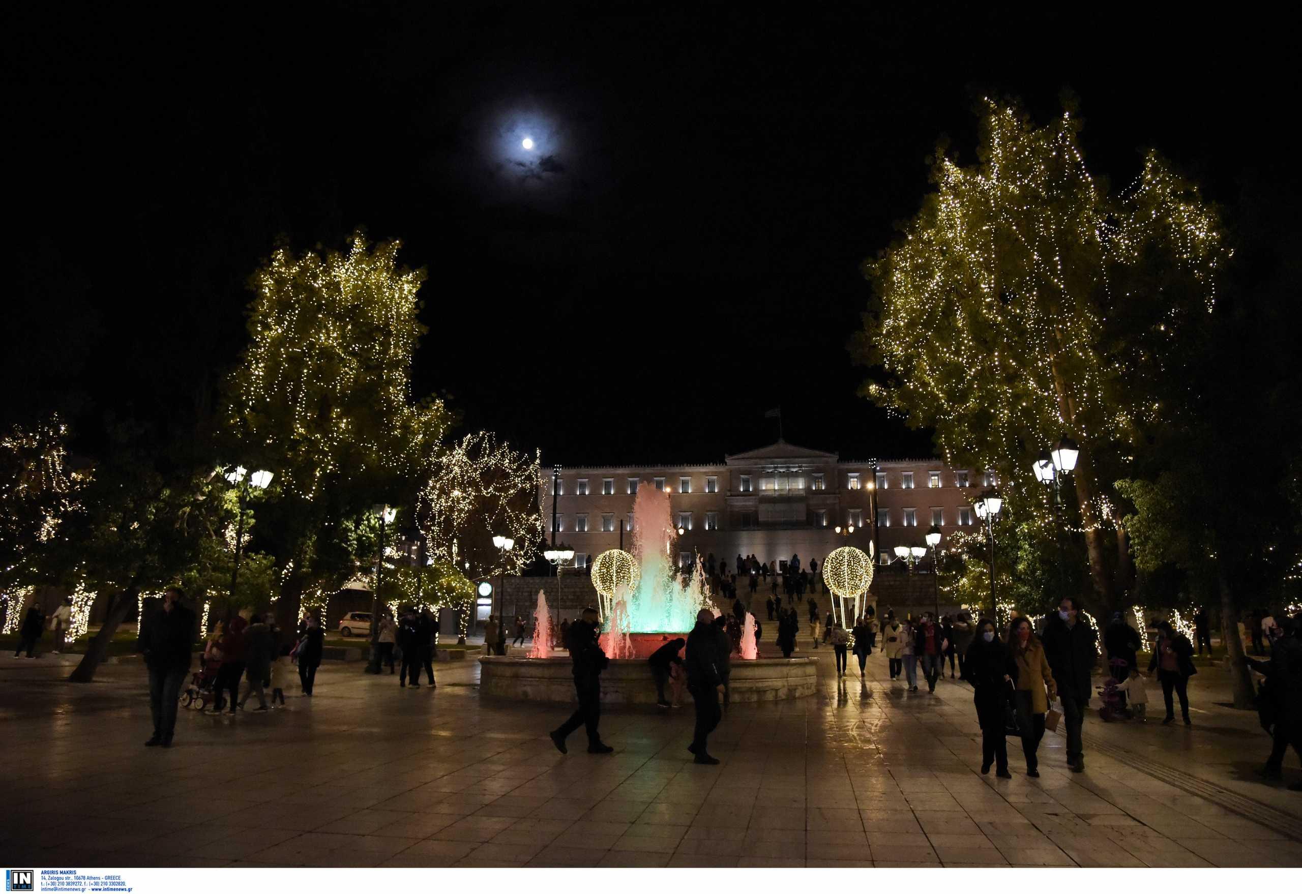 Παραμονή Πρωτοχρονιάς στην Αθήνα: Το υπερθέαμα που ετοιμάζει ο Δήμος Αθηναίων