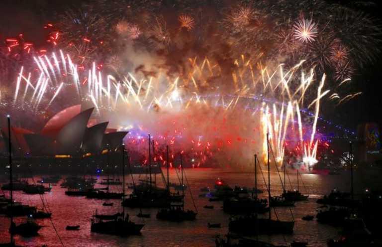 Σίδνεϊ: Από το σπίτι θα δουν φέτος τα εντυπωσιακά πυροτεχνήματα την Πρωτοχρονιά