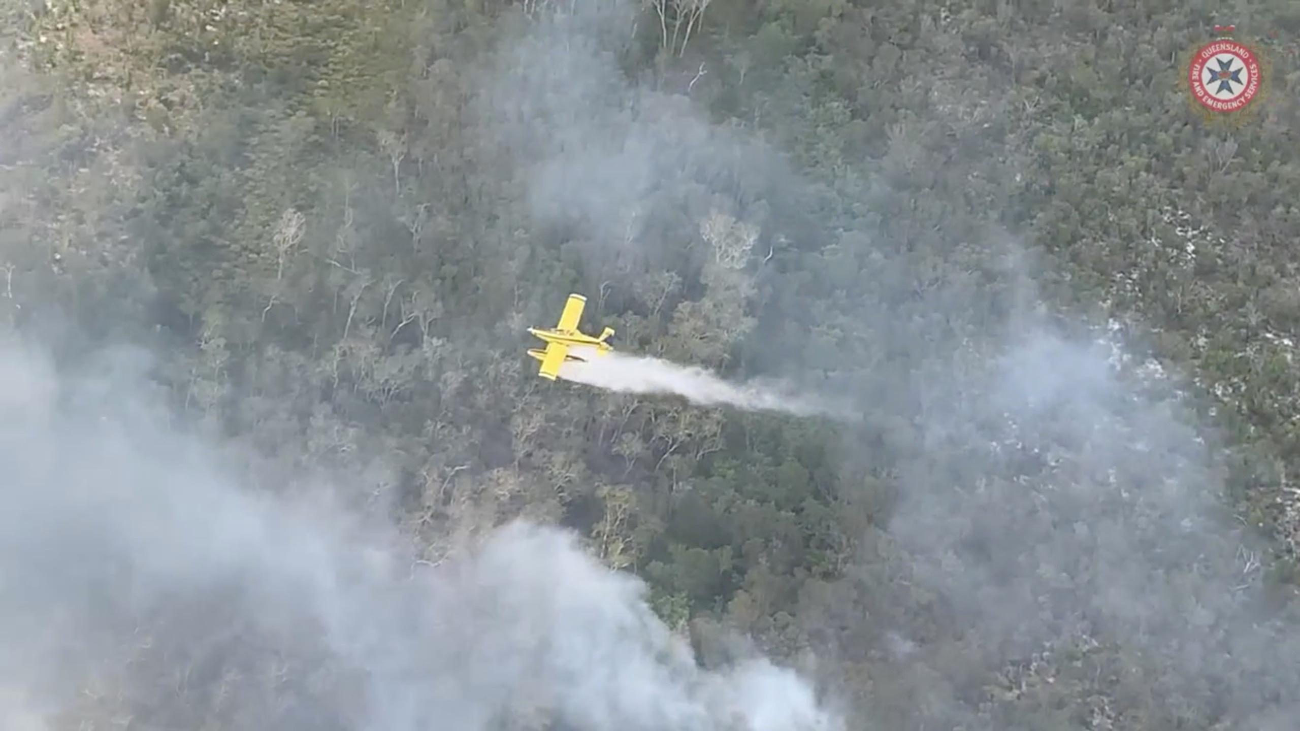 Αυστραλία: Η βροχή έθεσε υπό έλεγχο τη γιγάντια φωτιά στη νήσο Φρέιζερ
