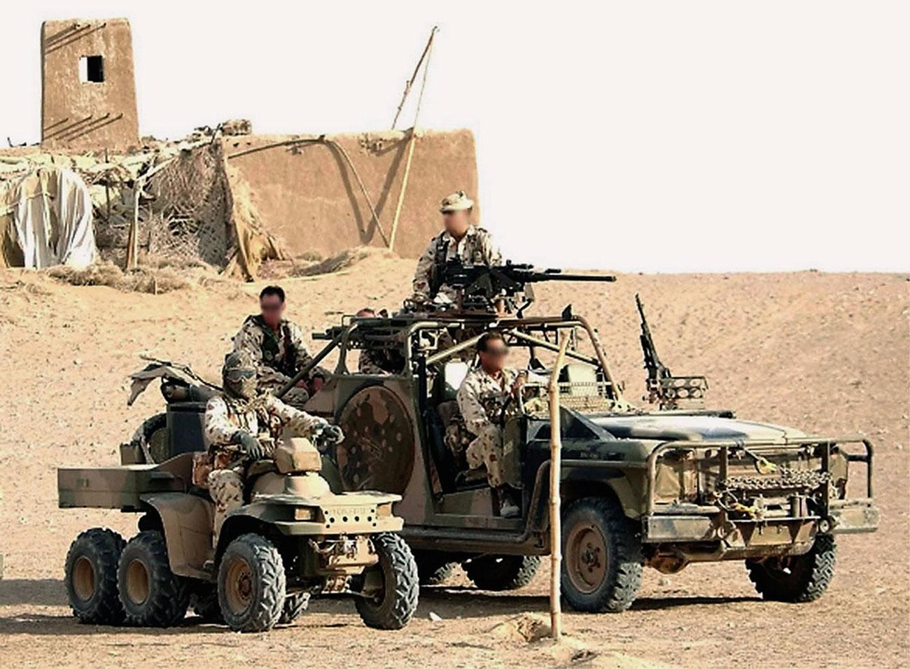 Βαρβαρότητα Αυστραλού στρατιώτη: Έπινε μπύρα από προσθετικό πόδι νεκρού Ταλιμπάν