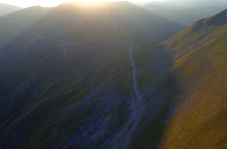 Μπάρος: Πώς είναι να οδηγείς στα 1.900 μέτρα υψόμετρο στην Ελλάδα
