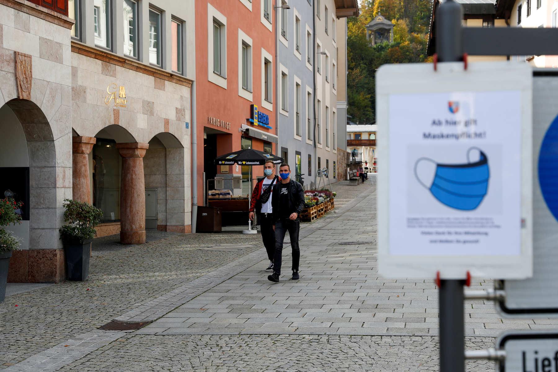 Κορονοϊός: Αυστηρότερο lockdown κατά του κορονοϊού επιβάλει η Βαυαρία