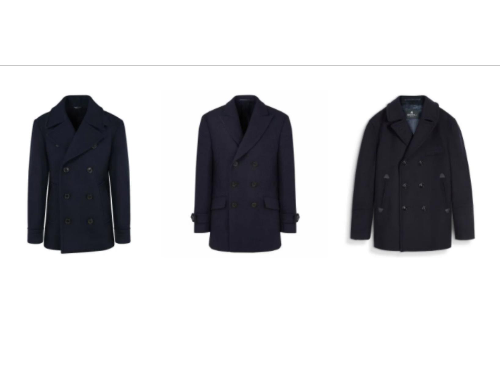 Pea Coat: Η ιστορία πίσω από το πιο κλασικό παλτό