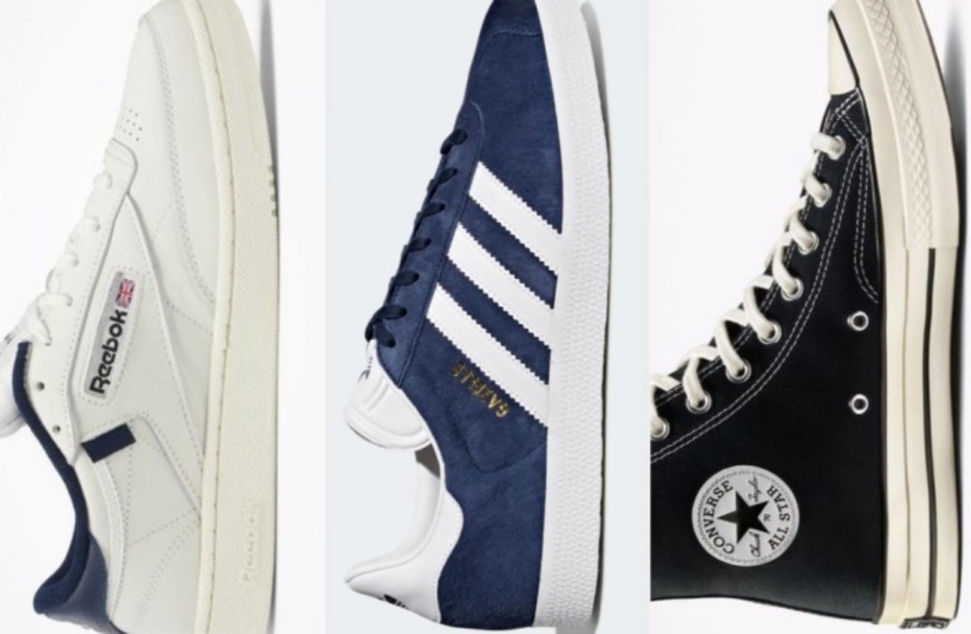 10 κλασικά sneakers που δεν θα σας κοστίσουν πάνω από 100 ευρώ