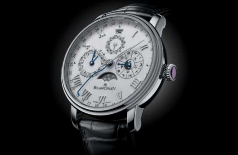 Ένα απίστευτο ρολόι από την Blancpain για τον εορτασμό της Κινέζικης Πρωτοχρονιάς
