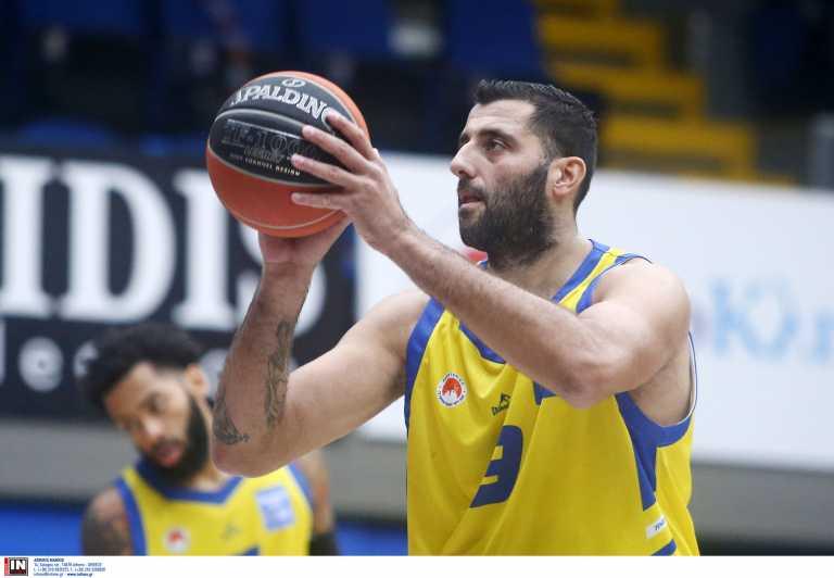 Basket League: Επιστροφή Μπουρούση! Η φοβερή εμφάνιση στο ντεμπούτο με το Περιστέρι (video)