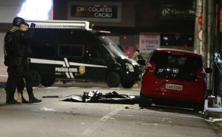 Βραζιλία: Ληστεία που θα ζήλευαν στο Casa de Papel – 30 ένοπλοι με βαρύ οπλισμό, εκρηκτικά και λεία μαμούθ