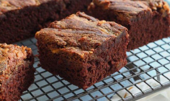 Με αυτό το brownie θα φάτε κόλλημα!