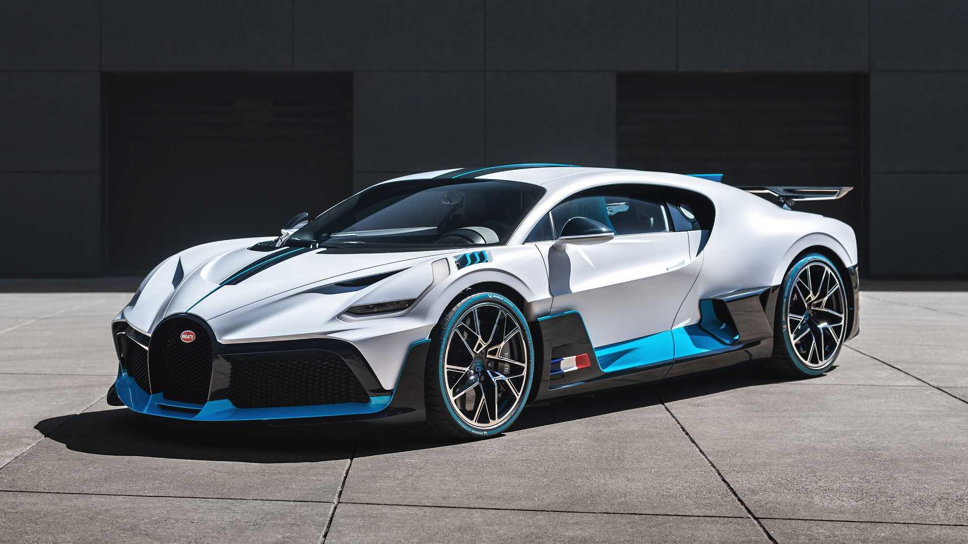 Πόσο κοστίζει σήμερα μια Bugatti Divo;