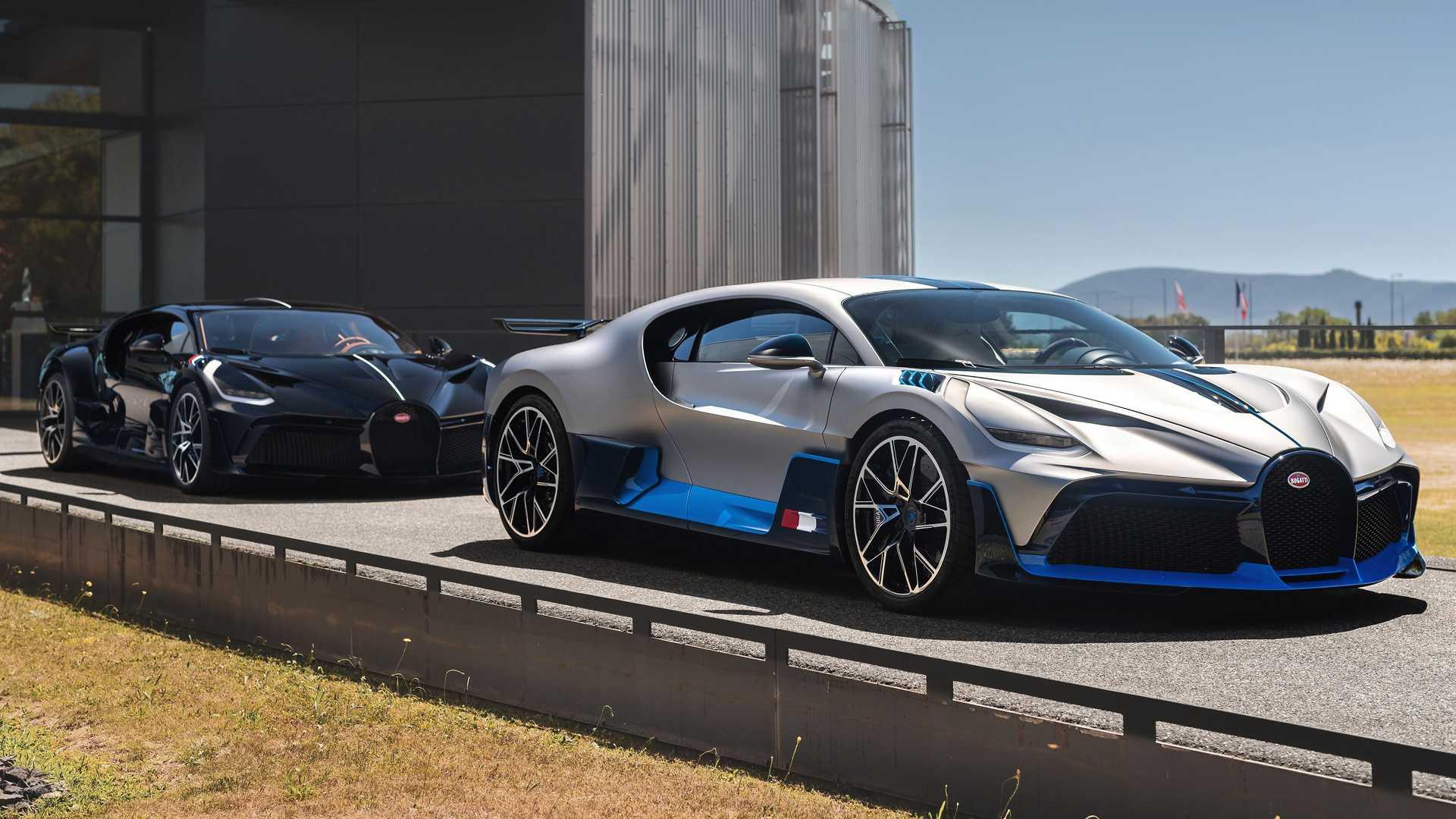 Ανάκληση αυτοκινήτων από την Bugatti!