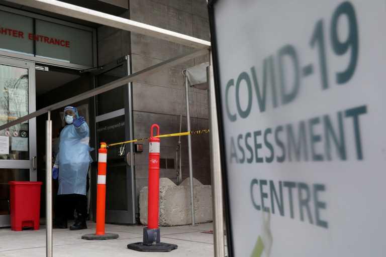 Καναδάς: Μόνο με αρνητικό τεστ 72 ωρών η είσοδος στη χώρα