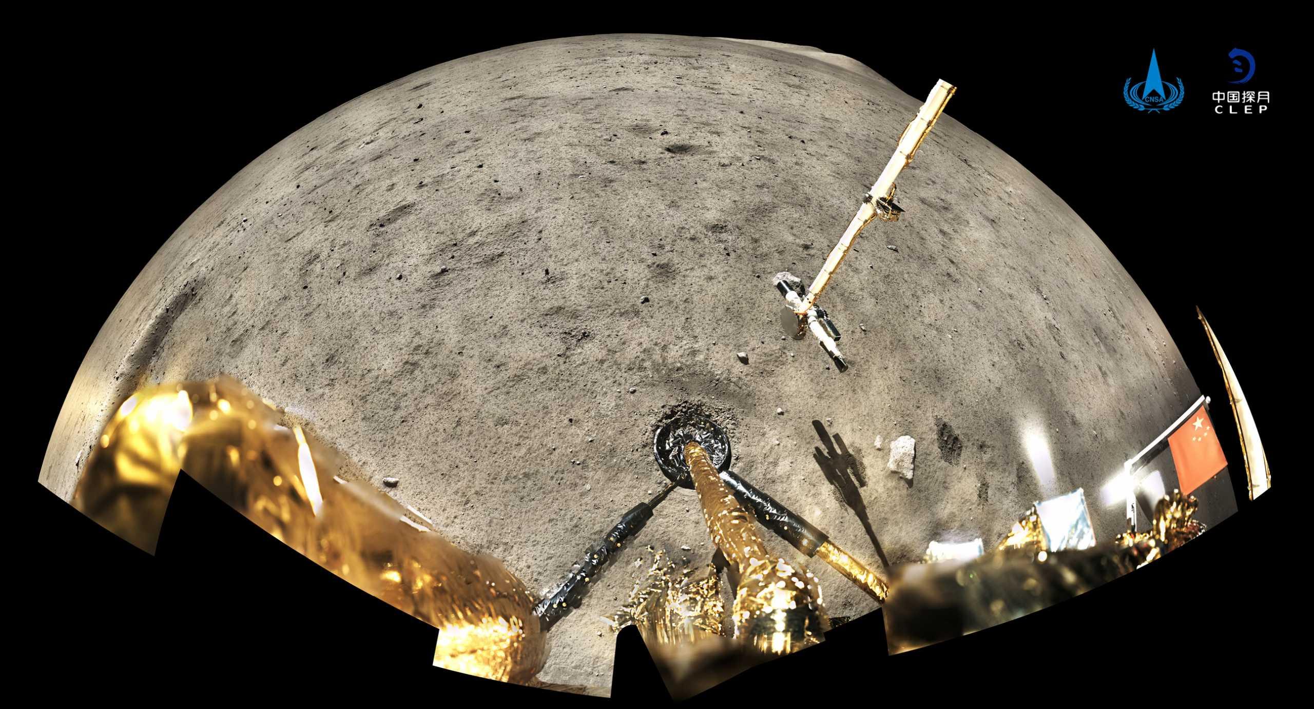 Κίνα: Επέστρεψε το σκάφος που συνέλεξε δείγματα από τη Σελήνη