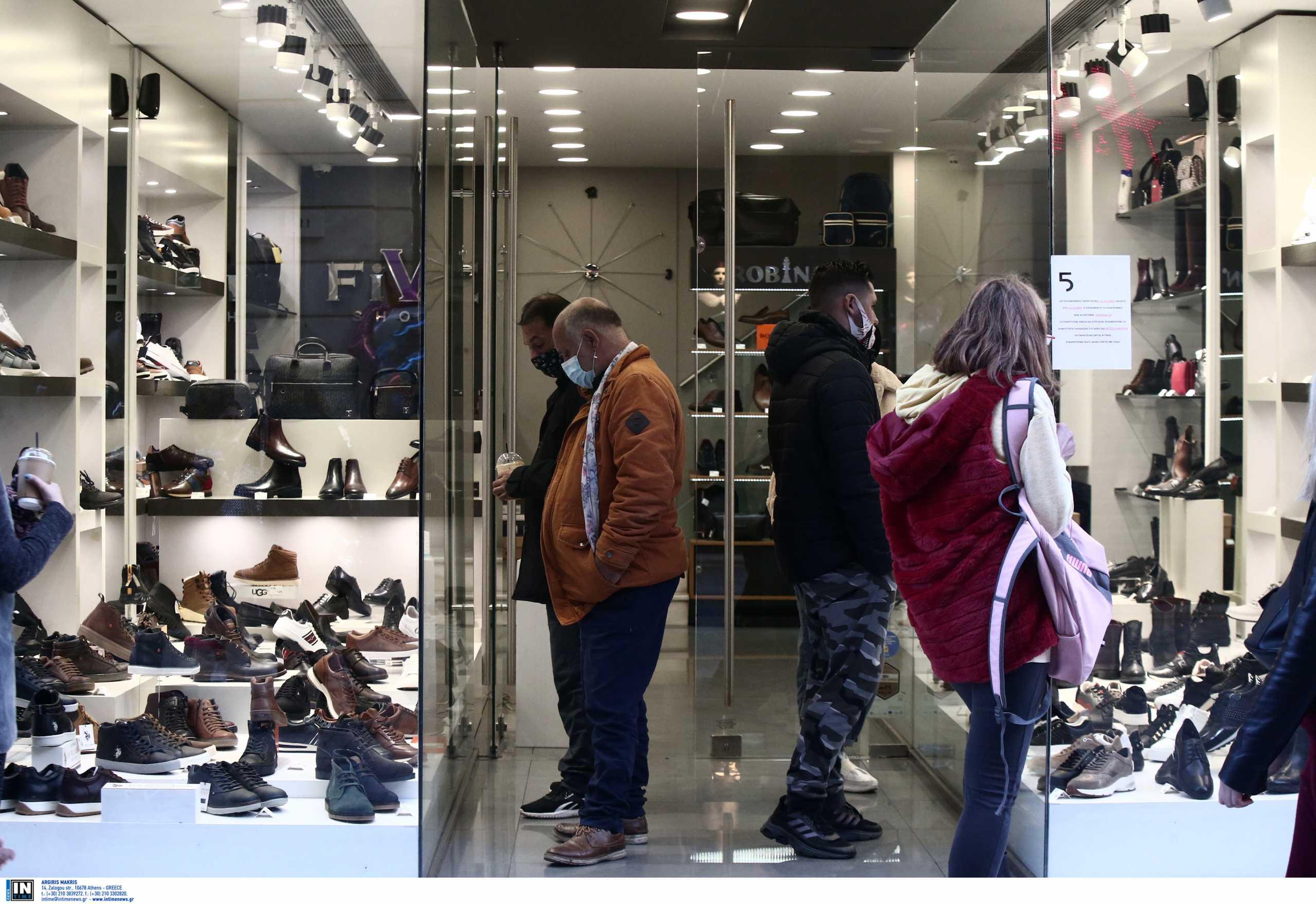 Κορονοϊός: Πότε ανοίγει το λιανεμπόριο; Με click in shop οι αγορές (video)