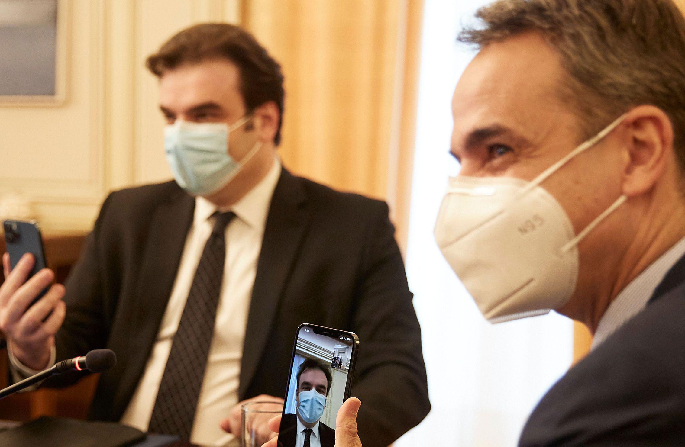 Η COSMOTE φέρνει πρώτη στην Ελλάδα το 5G! Πρώτη κλήση από τον Μητσοτάκη