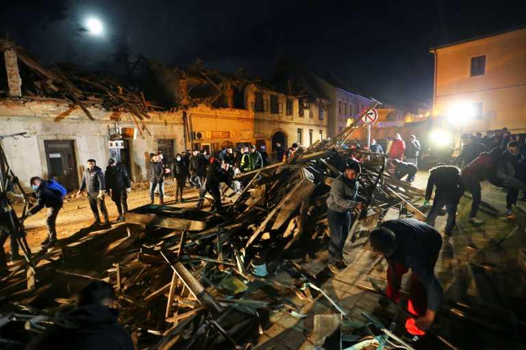 Κροατία: 7 οι νεκροί από τον καταστροφικό σεισμό