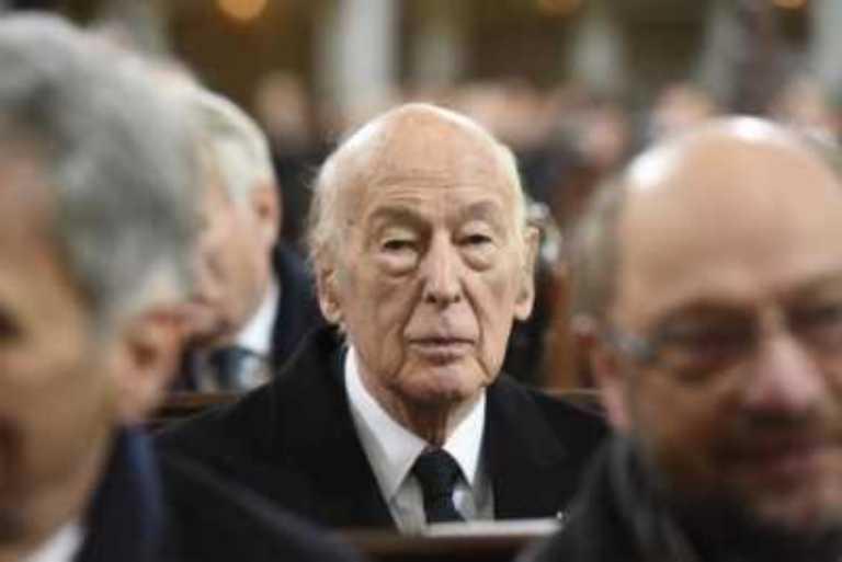Πέθανε από επιπλοκές του κορονοϊού  ο πρώην πρόεδρος της Γαλλίας Βαλερί Ζισκάρ ντ' Εστέν
