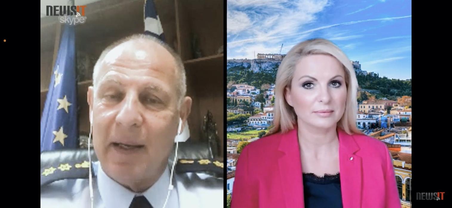 Διοικητής Τροχαίας Αττικής: Που πηγαίνουν τα χρήματα από τα πρόστιμα – Ποιοι πέφτουν θύματα τροχαίων στο lockdown