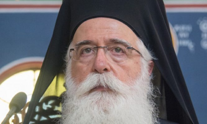 """Άρθρο παρέμβαση του Μητροπολίτη Δημητριάδος: """"Πολιτεία και Εκκλησία μπορούν και πρέπει να βρουν τη χρυσή τομή"""""""