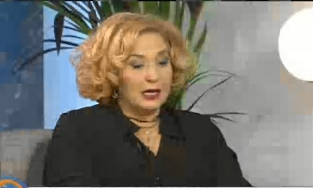 """""""Λύγισε"""" η Φαίδρα Δρούκα με όσα ανέφερε στον αέρα εκπομπής"""