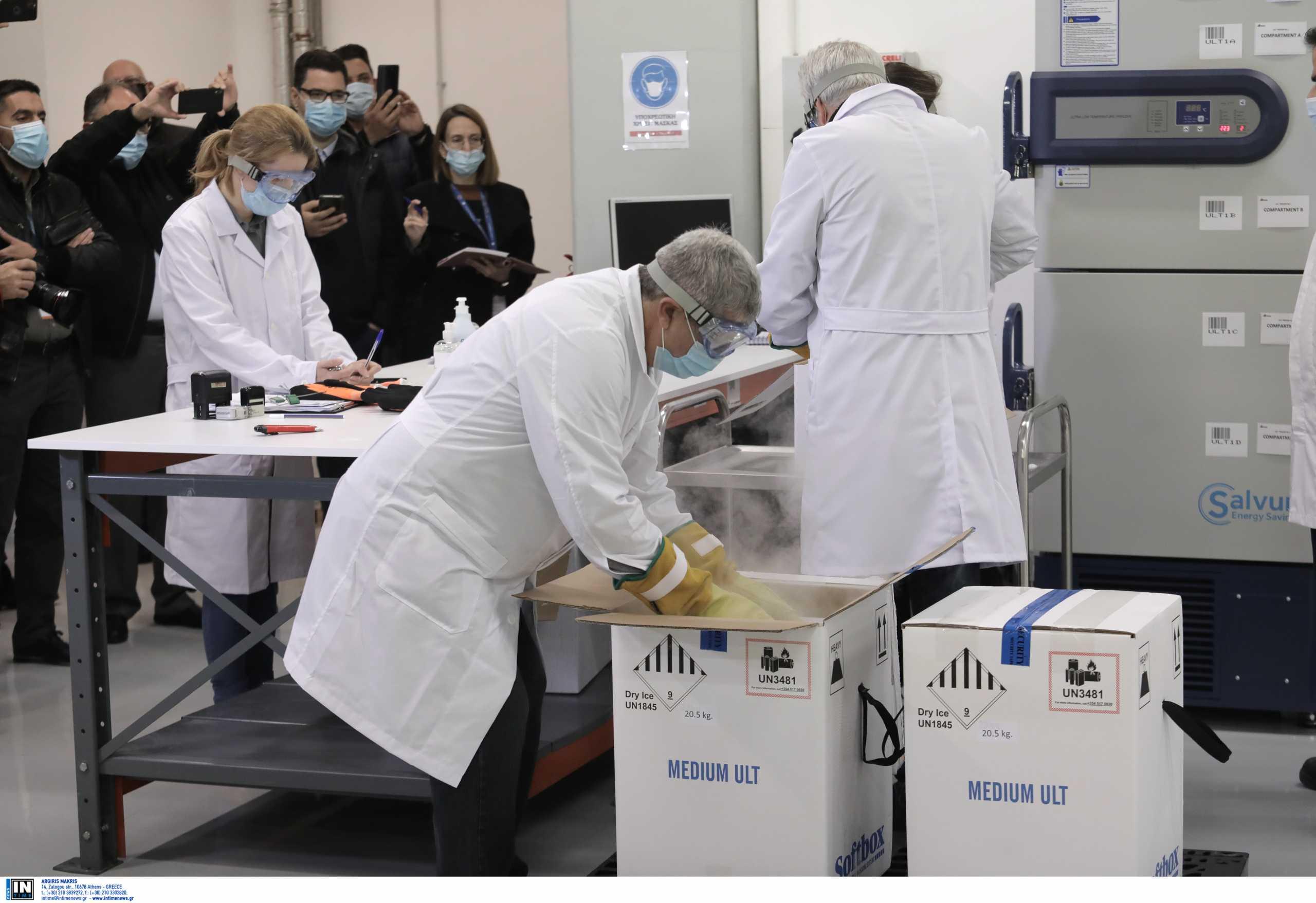 Βρυξέλλες και Ουάσινγκτον θα μειώσουν τα εμπόδια στις εξαγωγές εμβολίων κατά του κορονοϊού