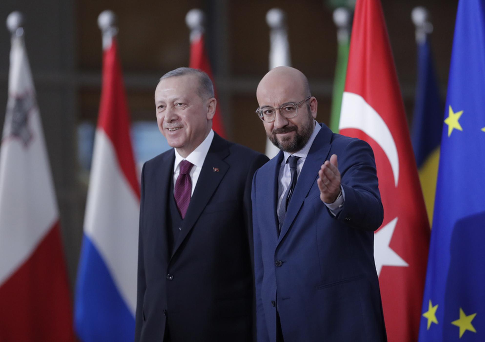 Τα είπαν τηλεφωνικά Σαρλ Μισέλ και Ερντογάν – Τι συζητήθηκε