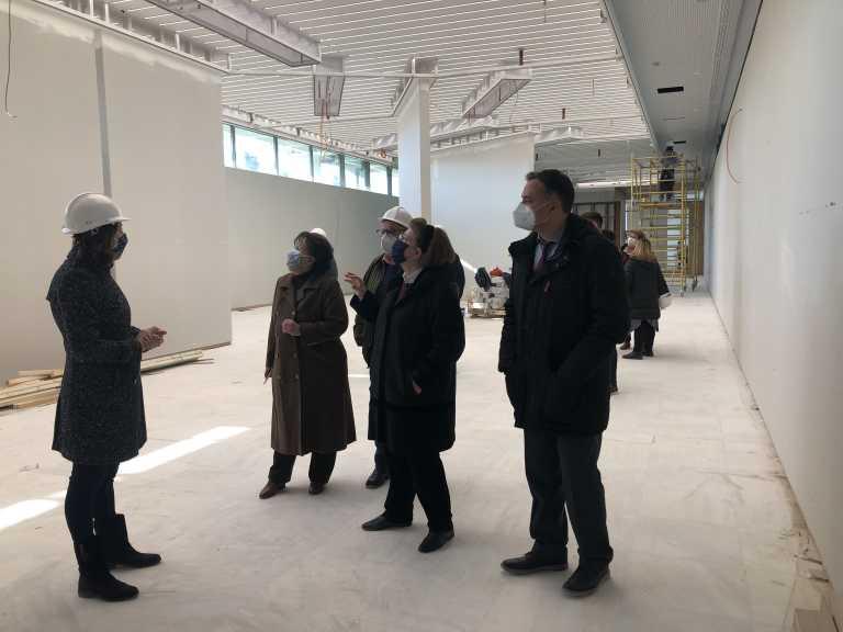 Εθνική Πινακοθήκη: Μια ανάσα από την ολοκλήρωση του έργου
