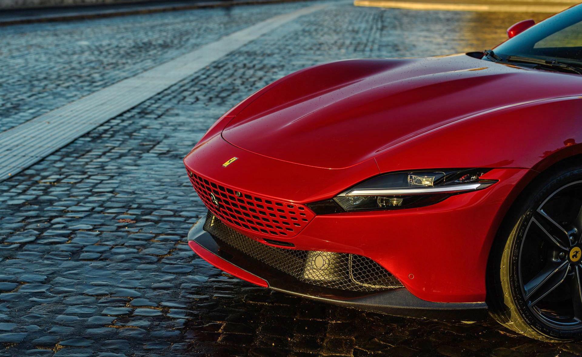 Θα ενδώσει και η Ferrari στα ηλεκτρικά αυτοκίνητα;