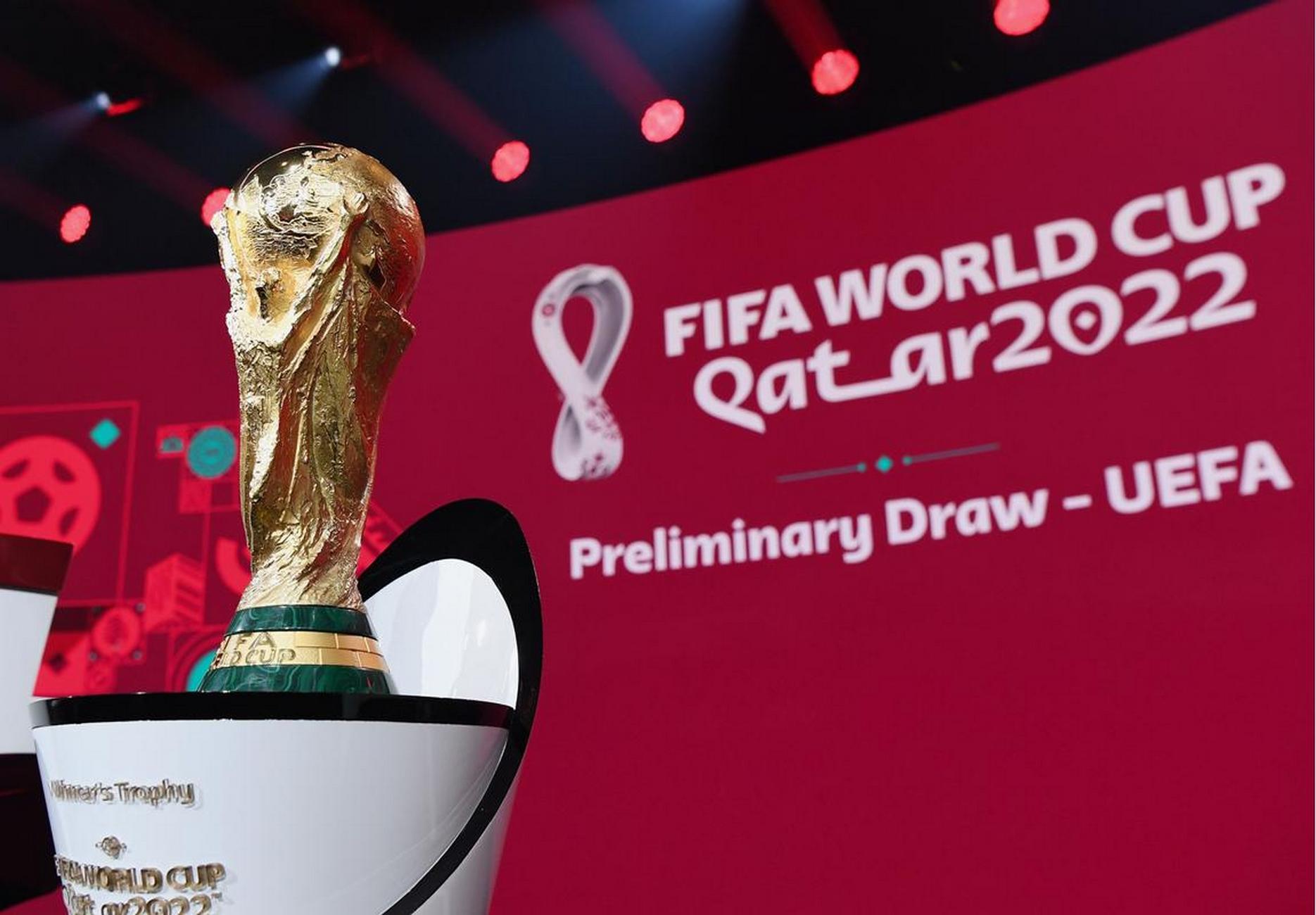 Κλήρωση Μουντιάλ 2022: Όλοι οι όμιλοι στην Ευρώπη!