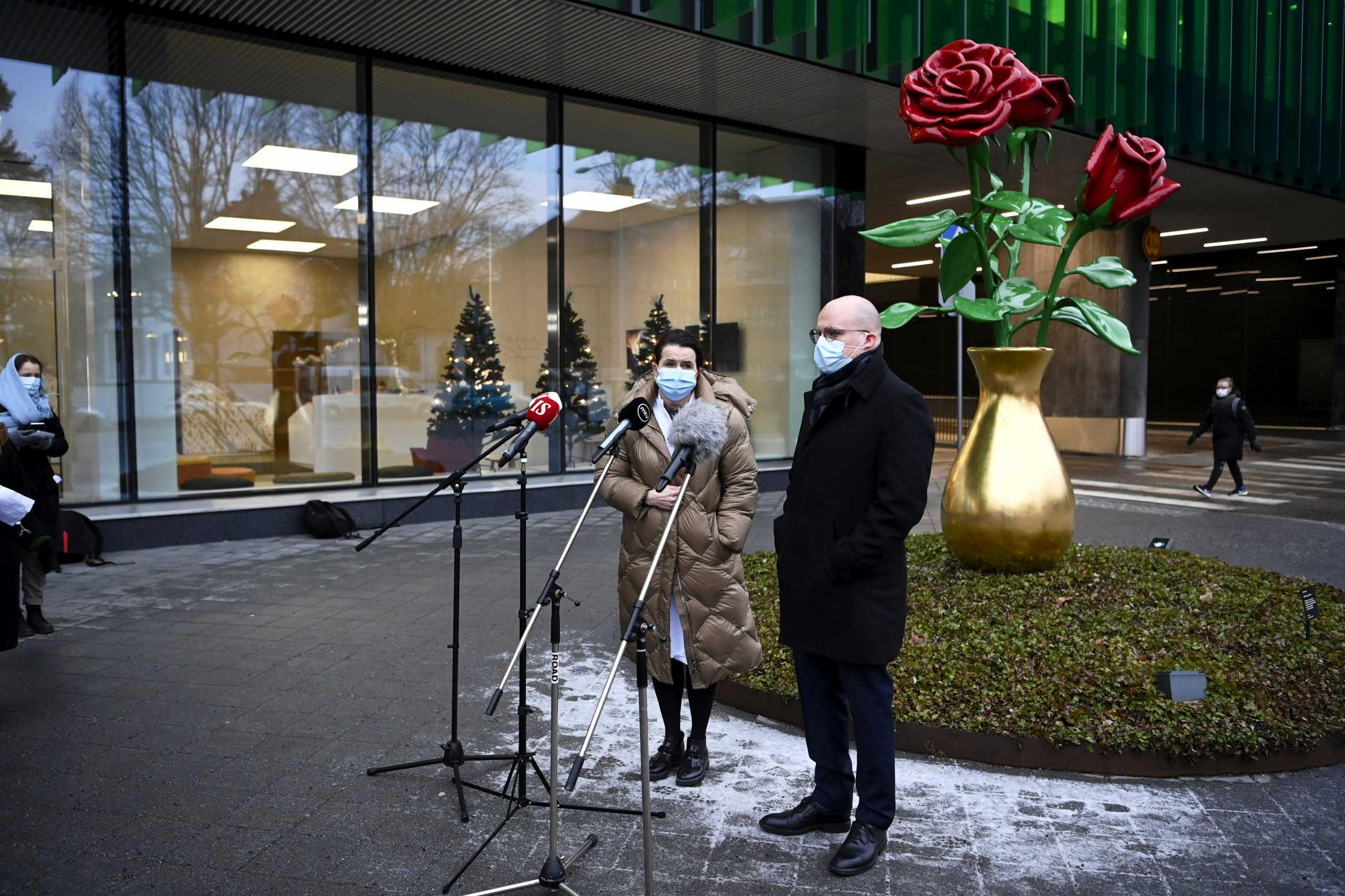 Οι δυο μεταλλάξεις του κορονοϊού εντοπίστηκαν στην Φινλανδία