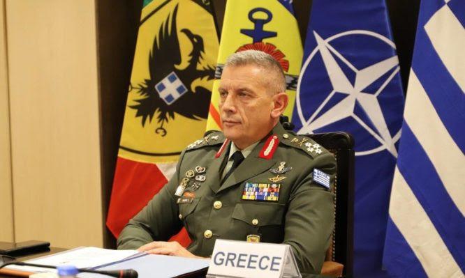 Αρχηγός ΓΕΕΘΑ: Κοινός παρονομαστής αστάθειας στις κρίσεις της Ανατολικής Μεσογείου η Τουρκία