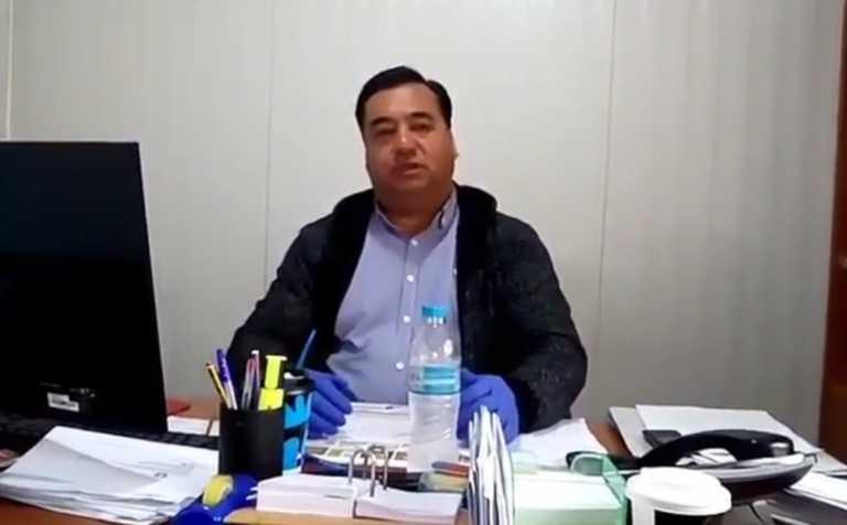 Τρίκαλα: Πέθανε από κορονοϊό ο Ηλίας Φουντούνας